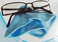 4 St.15x20  Microfaser Brillenputztuch  Brille Tuch NEU