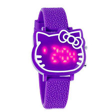 Hellokitty FACE LED Digital watch kids Girls wrist watches gift children