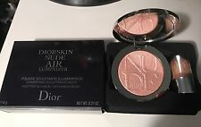 **Christian Dior ~ Diorskin Nude Air Luminizer Shimmering Sculpting Powder 001**