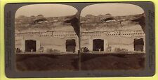 Stereoscopic Card - Baths of Caracalla, Rome - Underwood & Underwood