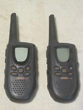 Uniden GMR1038-2 Two Way Radio walkie talkie *missing cover, no clips