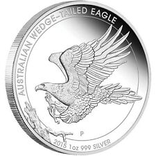 2015 Australia 1 oz Silver Wedge Tailed Eagle (from mint roll)