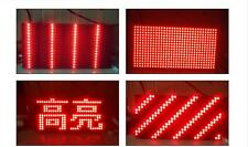 Red LED Display P10 Dot Matrix Module  sign 16X32 PROMOTION