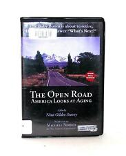 DVD VIDEO Eductional Film THE OPEN ROAD AMERICA LOOKS AT AGING