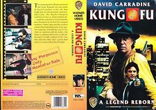 Kung Fu, David Carradine Video Promo Sample Sleeve/Cover #14539