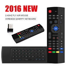 MX3 2.4GHz Wireless keyboard Fly Air Mouse Remote For Android Smart TV BOX Kodi