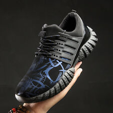 Men's Sports Breathable Shoes Running Training Casual Athletic Fashion Sneakers