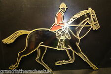 ADVERTISING BREWERIANA INVICTA PLASTICS WALL PLAQUE PLACK 60S JOHNNIE WALKER PUB