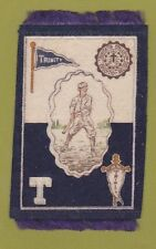 1910 Murad tobacco felt B33 TRINITY COLLEGE ( DUKE UNIVERSITY ) Baseball TOUGH