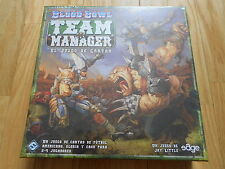 juego de cartas BLOOD BOWL TEAM MANAGER - EDGE - FF - estrategia