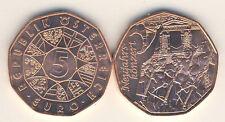 Österreich 5 Euro Kupfermünze 2016 Neujahrskonzert