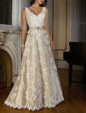 Brautkleid Hochzeitskleid Brautkleider Abendkleid Gr32.34.36.38.40.42.44.46.48+