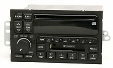 1996-2003 Buick Regal LeSabre Century AM FM Radio CD Cassette Player PN 09373354
