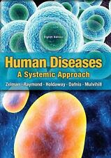 Human Diseases by Elaine Tompary, Jill Raymond, Mark Zelman - NEW