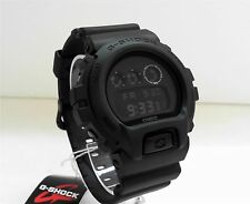 Casio G-Shock Matte Black Watch DW-6900BB-1
