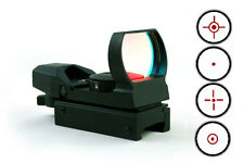 Tactical 4 Multi Reticle Reflex Red Dot Sight Picatinny Weaver Rail (SC-0015A)