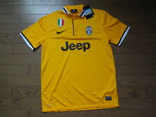 Juventus 100% Original Jersey Shirt 2013/14 Away Nike Still BNWT NEW M Rare