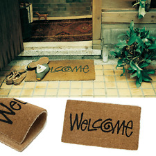 STUSSY Livin' GENERAL STORE Welcome Rug Mat Door Floor Best Buy From Japan New