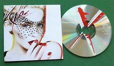 Kylie Minogue X inc Two Hearts & Sensitized + CD