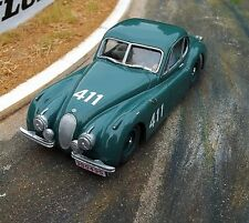 SPECIAL BUILD from GTM kit JAGUAR XK120 c1954 Mille Miglia GENDEBIEN/FRAIKIN RTR
