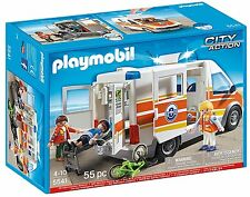 NEW Playmobil Ambulance with Siren Set 5541
