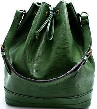 Louis Vuitton EPI NOE GRAND Bag Tasche elegant TIMELESS Zeitlos VERT Green GRÜN