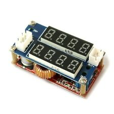 5A Constant Current/Voltage LED Driver Charging Module With Voltmeter Ammeter