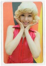 "SNSD GIRLS' GENERATION ""HOOT""  Official Photo Card Color ver Tiffany  F/S"