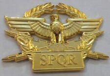 Roman Empire Rome Army War Legion Italy Caesar Caesar Battle Eagle SPQR Emblem V