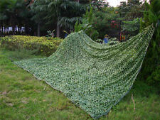 Hunting woodland Camouflage net camo Netting Camo Cover Military Camping 8x16ft