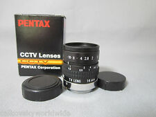 SUPER-16! HIGH RESOLUTION HR SPEED LENS 1.4/16MM C-MOUNT LENS 16MM MOVIE CAMERA