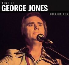 Collections: Best of George Jones MUSIC CD