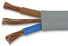 TWIN AND EARTH CABLE 6242Y  10MM - 2MT PIECE - SUITABLE FOR COOKERS AND SHOWERS