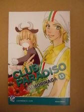 Club Paradiso Vol.13 2010 AI Morinaga edizione Gp Manga  [G718]