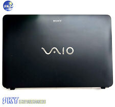 Black LCD Touch back cover top case for SONY VAIO SVF15A SVF15AC1QL SVF15AA1QL