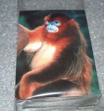 SAN DIEGO ZOO - Animals Wild  Trading Card Set     Educational