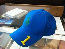 Pull homme RALPH LAUREN big pony blue cap