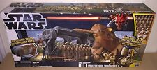 Star Wars Trade Federation MTT Multi Troop Transport w/ 20 Droids 2012 Brand NEW