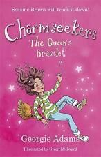 Charmseekers 1: The Queen's Bracelet, Georgie Adams, New Book