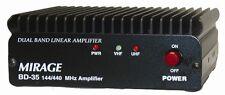 MIRAGE BD-35 4W IN 45/35W OUT 144/440 AMPLIFIER