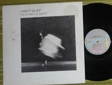 ROBERT PLANT, THE PRINCIPLE OF MOMENTS, LP 1983 GERMANY EX-/EX-, WITH INNER/SL