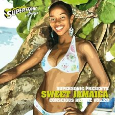 SUPERSONIC SWEET JAMAICA REGGAE & LOVERS ROCK MIX CD