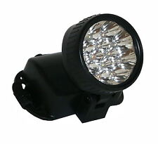 Linterna Frontal Luz De Cabeza 12 LEDs Led Lámpara Angel Camping Bike Caminar