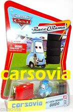 PIT CREW MEMBER GUIDO Race O Rama 34 Cars Disney Pixar Mattel Piston Cup Team 95