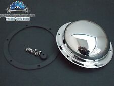 VOLVO AMAZON 122 544 1800 HEATER MOTOR COVER CHROMED!!