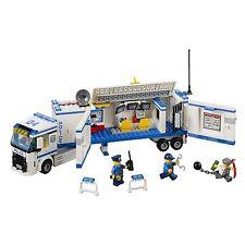Lego City Police 60044 Camion Polizia Police Truck Con Istruzioni Completo 100%