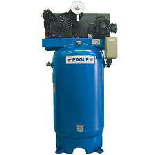 Eagle 7.5-HP 80-Gallon Two-Stage Air Compressor (208-230V 1-Phase)