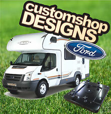Ford Transit Motorhome Double Seat Swivel Base (RHD UK Model)