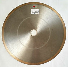 "PROFESSIONAL 12"" 300mm diamond blade, disc wet cutting LEYKOSAPPHIRE,GEM stone"