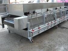 Condo incrocio NAAN macchina automatica Trasportatore/Roti Tandoori FORNO Condo incrocio NAAN Chapati
